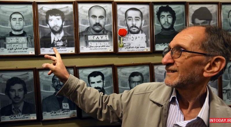 تصاویر موزه عبرت تهران
