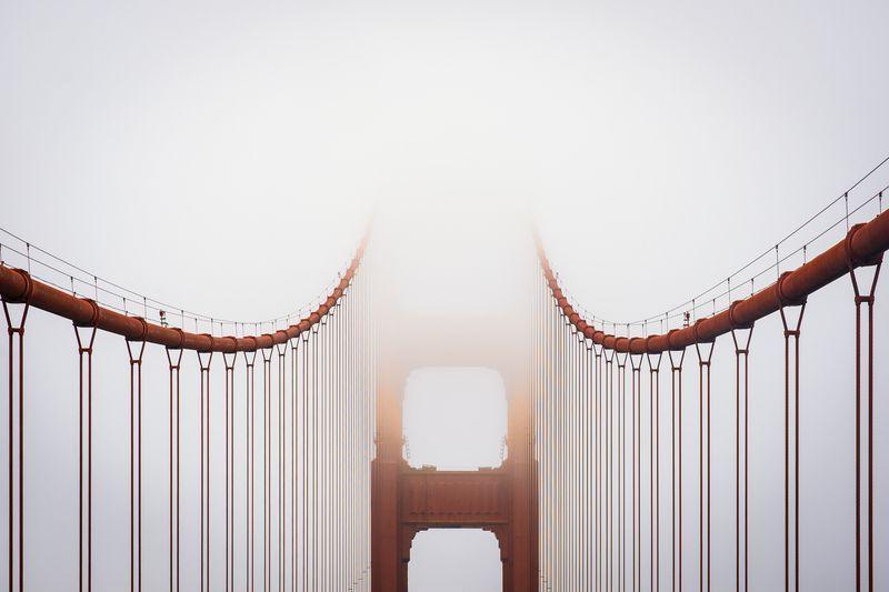 پل گلدن گیت سانفرانسیسکو