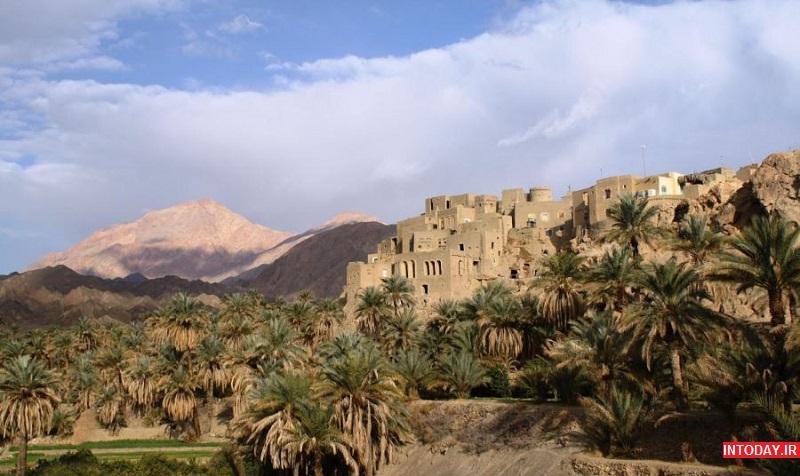 تصاویر روستای نایبند طبس