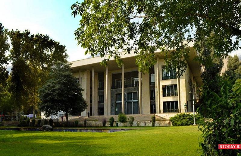 تصاویر کاخ نیاوران تهران