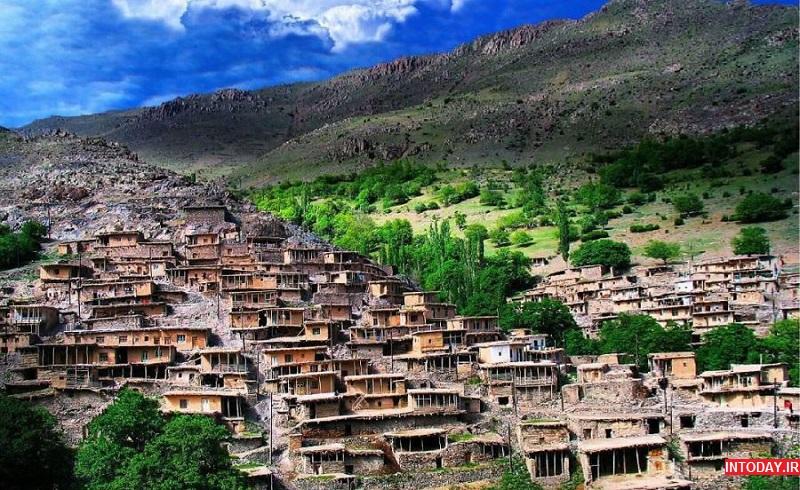 عکس روستای شیلاندر زنجان