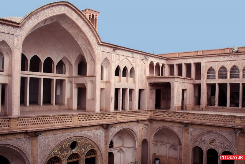 تصاویر خانه عباسیان کاشان