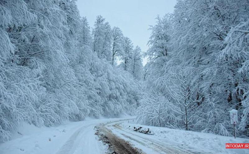 تصاویر روستای دیلمان سیاهکل استان گیلان