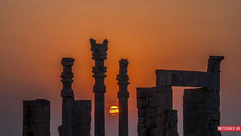 تصاویر تخت جمشید - عکس پرسپولیس شیراز