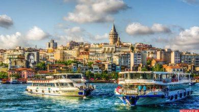 عکس برج گالاتا استانبول