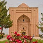 تصاویر گنبد هارونیه مشهد