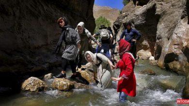 تصاویر تنگه واشی فیروزکوه