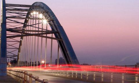 عکس های پل سفید اهواز