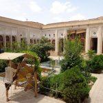 تصاویر موزه آب یزد
