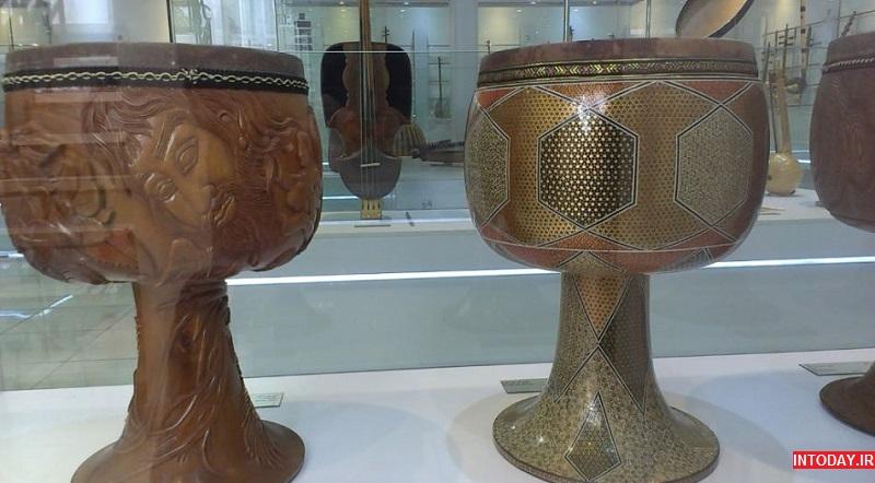 تصاویر موزه موسیقی اصفهان