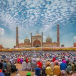 تصاویر مسجد جامع دهلی