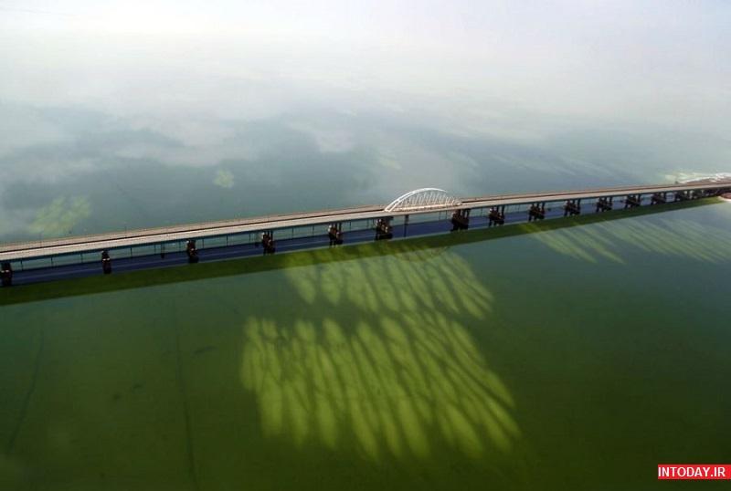تصاویر دریاچه ارومیه