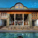 تصاویر باغ نارنجستان قوام شیراز