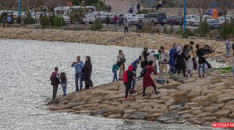 تصاویر دریاچه شورابیل اردبیل