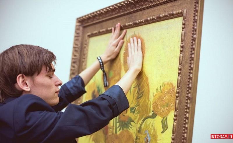تصاویر موزه ون گوگ آمستردام هلند