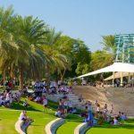 تصاویر بهترین پارک های دبی