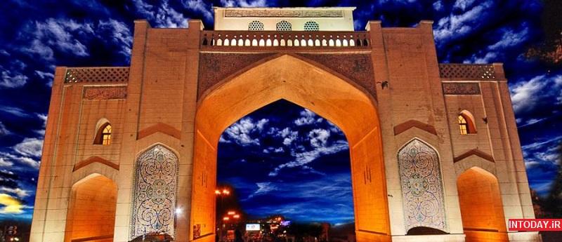 تصاویر جاذبه های گردشگری شیراز