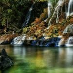 تصاویر آبشار بیشه لرستان
