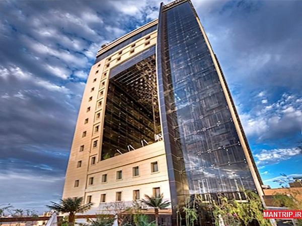 تصاویر هتل درویشی مشهد