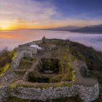 عکس قلعه مارکوه رامسر