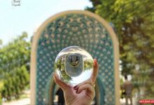 تصویر از مقبره و آرامگاه کمال الملک نیشابور