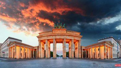 عکس دروازه برلین - براندنبورگ برلین