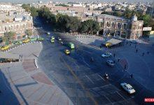 تصویر از میدان حسن آباد تهران