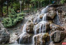 تصویر از پارک جمشیدیه تهران