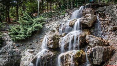 عکس پارک جمشیدیه تهران