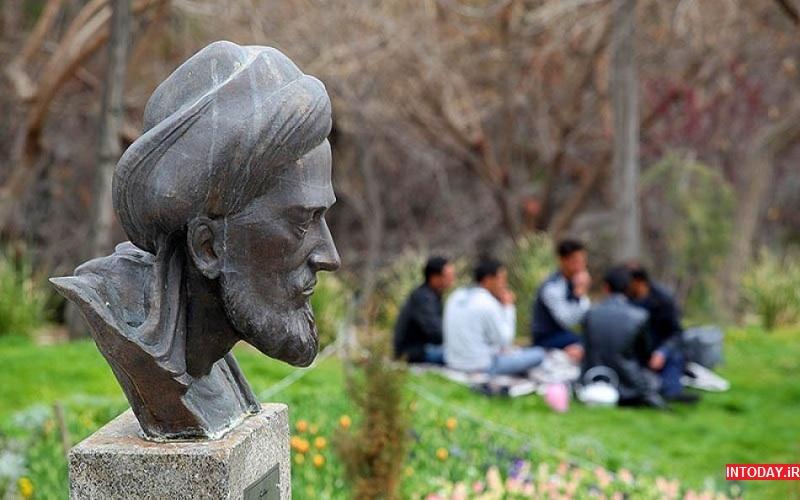 عکس پارک ملت تهران