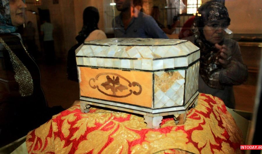 تصاویر آرامگاه مولانا قونیه