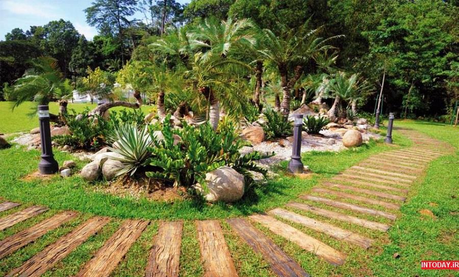 تصاویر باغ گیاه شناسی پردانا کوالالامپور