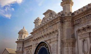 عکس مسجد رنگونی ها آبادان