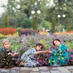 عکس پارک رودکی تاجیکستان