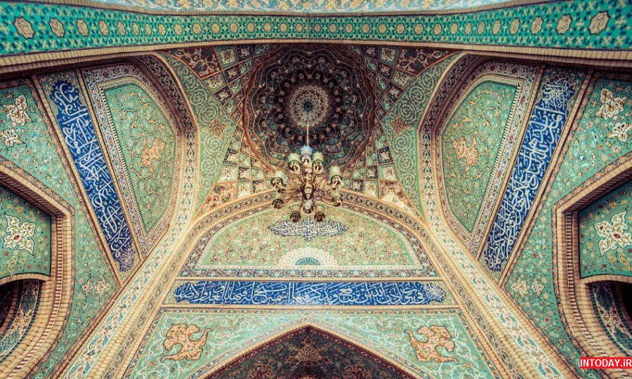 تصاویر بازار تجریش تهران