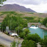 عکس پل زمان خان شهرکرد