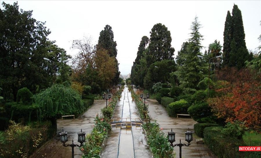 عکس پارک های شمال تهران و محدوده شرق