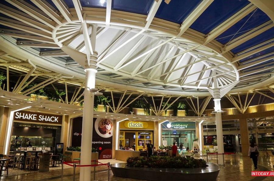 عکس مرکز خرید ای بی سی مال بیروت