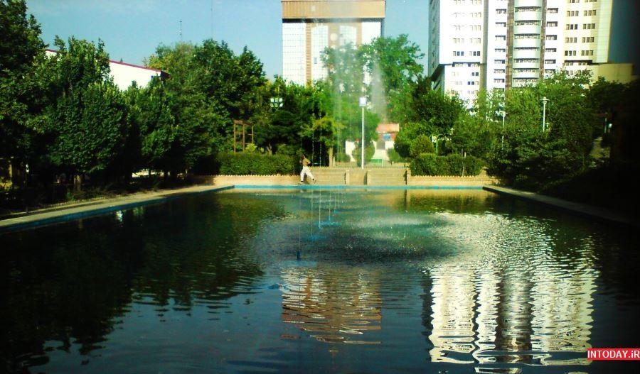 تصاویر پارک های جنوب تهران و مرکز