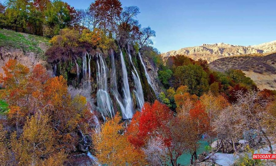 مکانهای تفریحی فصل پاییز