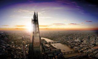 عکس برج شارد لندن