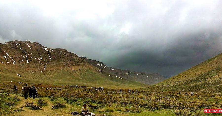 عکس گلستان کوه خوانسار