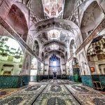 عکس آرامگاه شاه نعمت الله ولی کرمان
