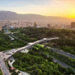 تصاویر پارک طالقانی تهران