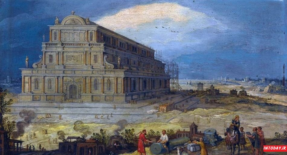 معبد آرتمیس ترکیه
