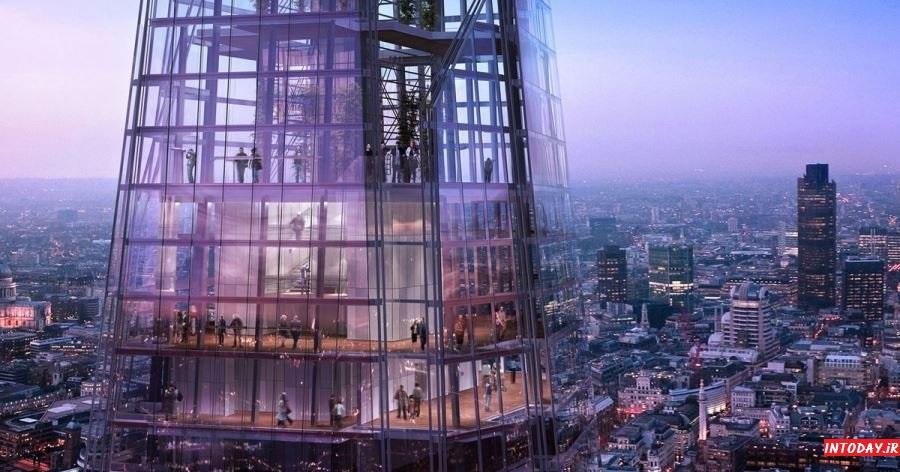 برج شارد لندن