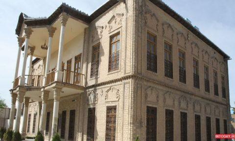 عکس موزه دکتر صالحی قزوین