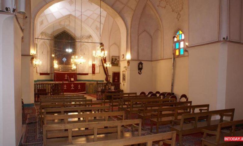 عکس کلیسای گئورگ مقدس اصفهان
