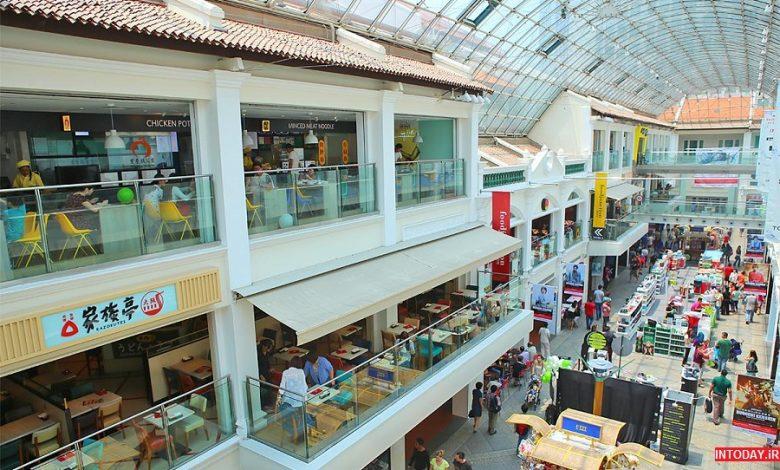 مرکز خرید بوگیس جانکشن سنگاپور