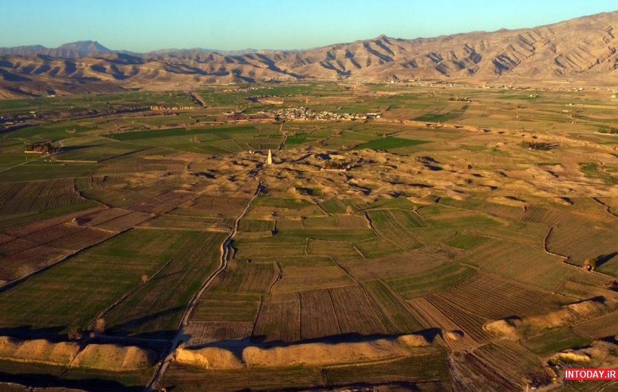 شهر باستانی اردشیر خوره فیروزآباد